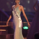 Ms. Universe Miriam Quiambao